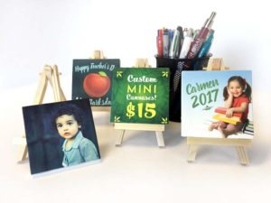 Custom Mini Canvasses