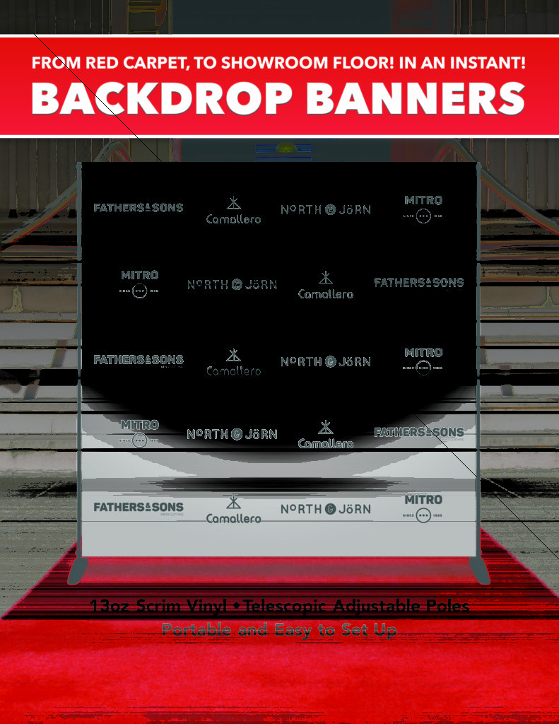 Custom Banners and Signage for SXSW!