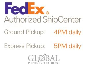 FedEx Authorized Ship Center Fed Ex Shipper Drop Off