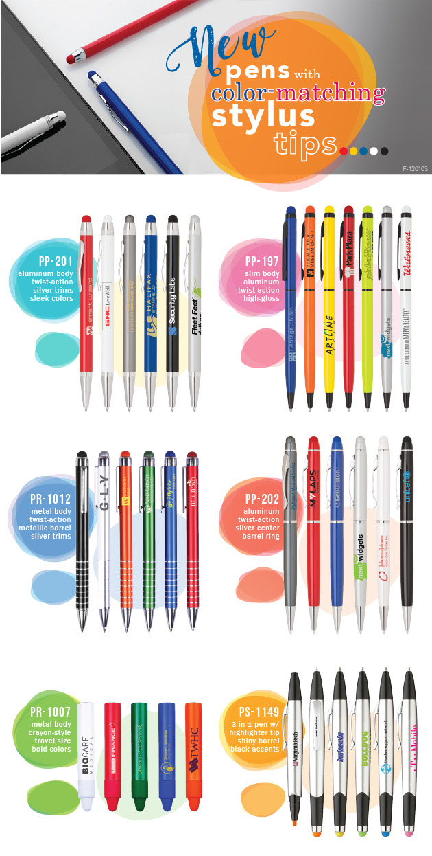 Best Custom Branded Business Pens