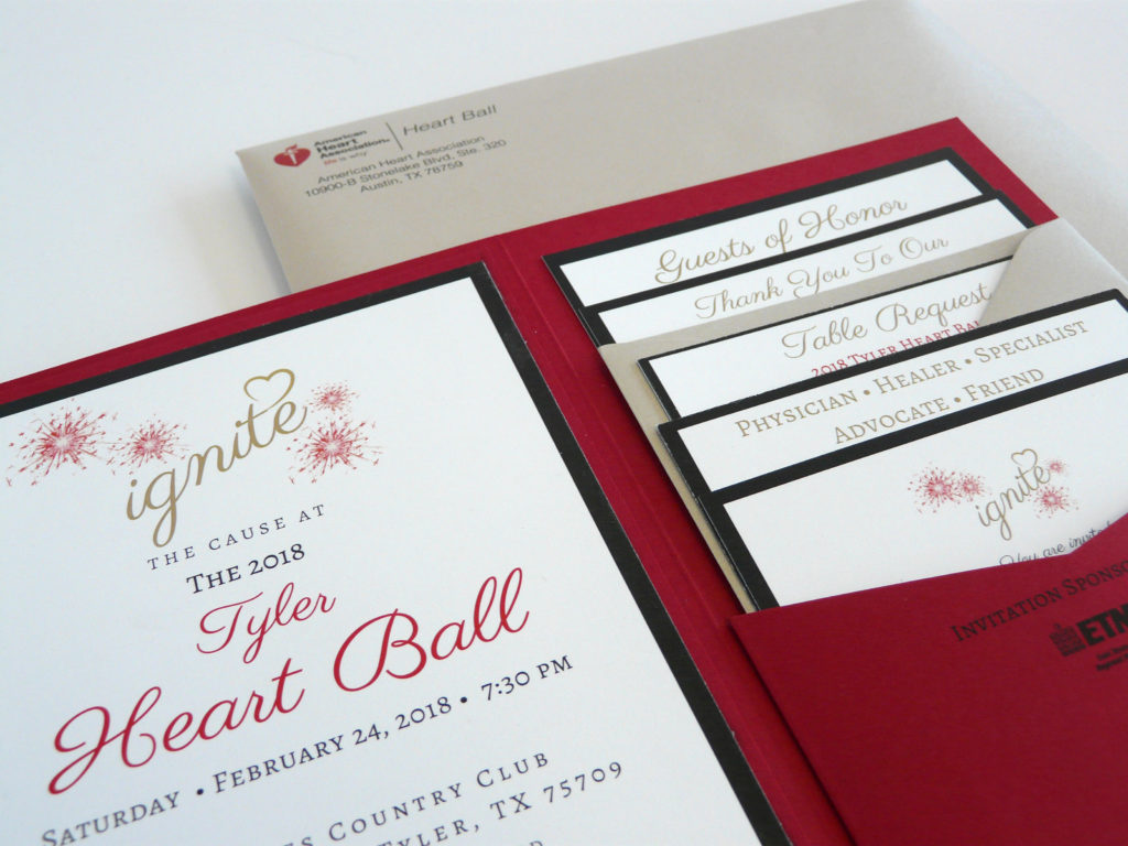 Most Beautiful Romantic Invitations in Austin