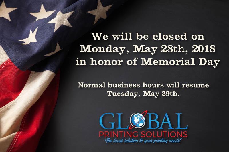 Special Holiday Hours Memorial Day Austin, Texas