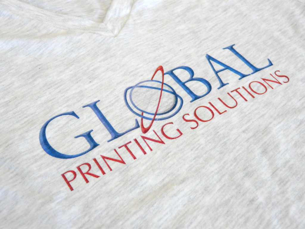 Global Printing T-shirt in Austin Texas