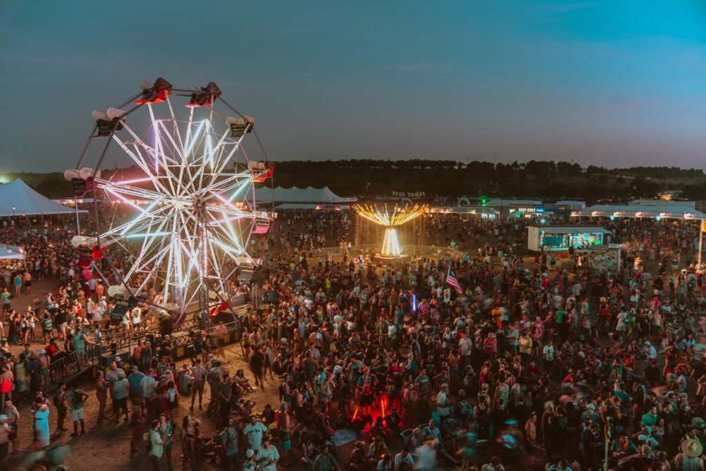 Float Fest 2018 Beautiful Festival View