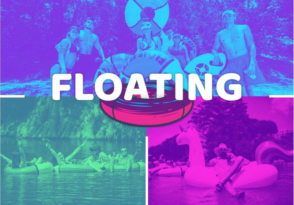 Float Fest 2018 San Marcos Texas