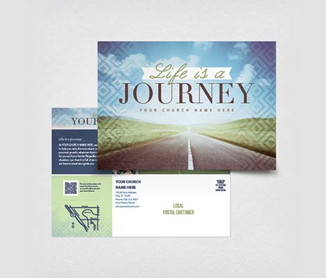 Advertisement Mailer Custom Design