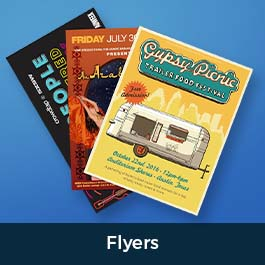 Custom Flyer Printing in Austin Texas