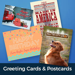 Greeting Card & Postcard Printing