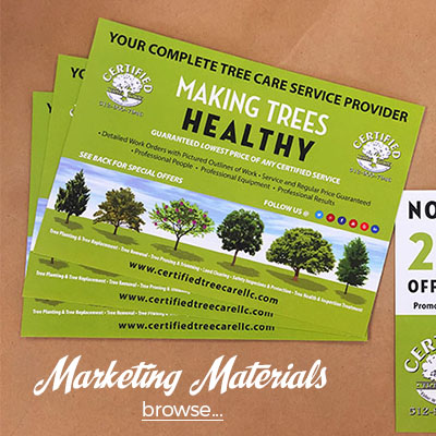 Marketing Branding EDDM Mailer Doorhanger Brochure Flyer Promotional Products Swag Presentation Sales  Mugs Apparel Postcards