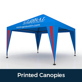 Custom Printed Canopies Event Tents