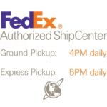 FedEx Authorized Ship Center Fed Ex Drop Off Austin Texas