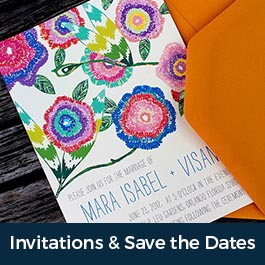 Invitations Announcements Save the Date Printing